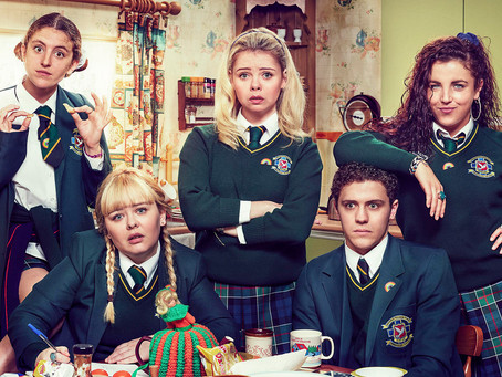 """""""That's some good craic""""—Why you should watch Derry Girls"""