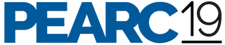 PEARC19 logo