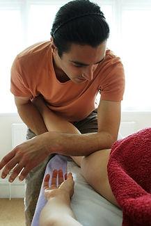 sports massage finchley north london