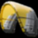 Kite Drifter Cabrinha Yellow