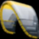 Kite Contra Cabrinha Yellow