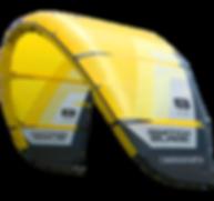 Cabrinha Switchblades Yellow