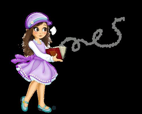 Talleres de Escritura Creativa, Niña