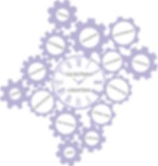 Talleres de Escritura Creativa, Engranaje, Creatividad, Ingenio, Improvisar, Explorar, Concatenar, Imaginación, Juego, Creatividad, Mecanismo, Dispositivo