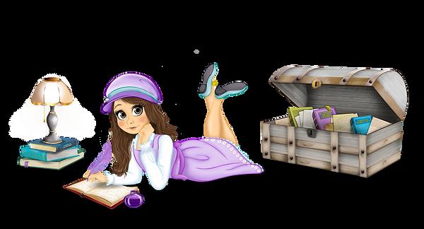 Talleres de Escritura Creativa, Niña, Lectura, Escritura