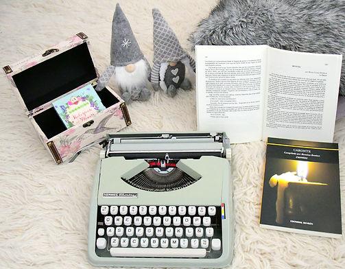 Microrrelato, Escritora, Libro, Lectura, Taller