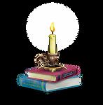 Talleres de Escritura Creativa, Arte, Libros, Candelabro, luz