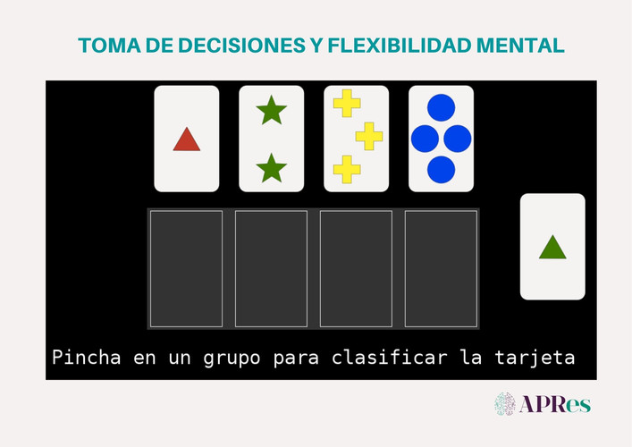 Toma de decisiones y flexibilidad mental