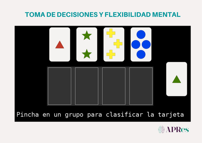 Toma de decisiones y flexibilidad mental