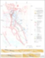 1. Схеметическая гидрогеологическая карт
