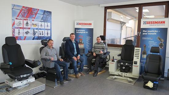 Автоматизация подъёмно-транспортного оборудования