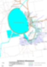 1. Схематическая карта гидроизопьез золо
