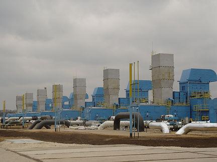 Автоматизация объектов транспорта газа