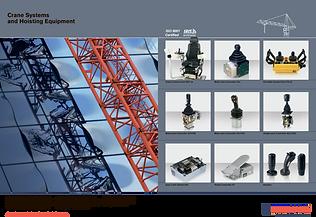 Автоматизайия подъёмно-транспортного и грузоподъёмного оборудования с использованием GESSMANN