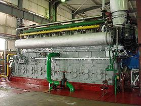 Система автоматичного управління газомотокомпресором САУ ГМК