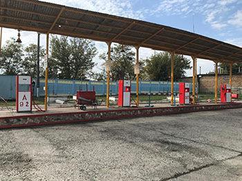 Акцизні склади палива Трипільський ТЄС