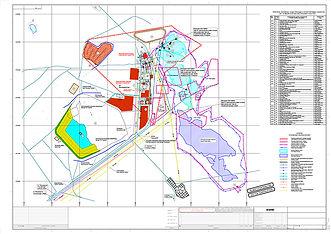 технологічна карта  свінцево-цинкового родовища Шалкия