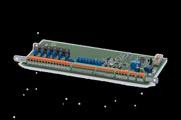 Модуль управління світловими і звуковими оповіщувачами МСЗУ