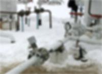 Измерение расхода многофазной среды на входных шлейфах эксплуатационных скважин