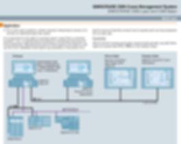 Схема автоматизации с использованием оборудования Siemens