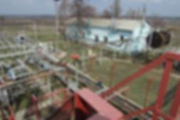 АСУ ТП Ланнівського УКПГ ГПУ Шебелинкагазвидобування