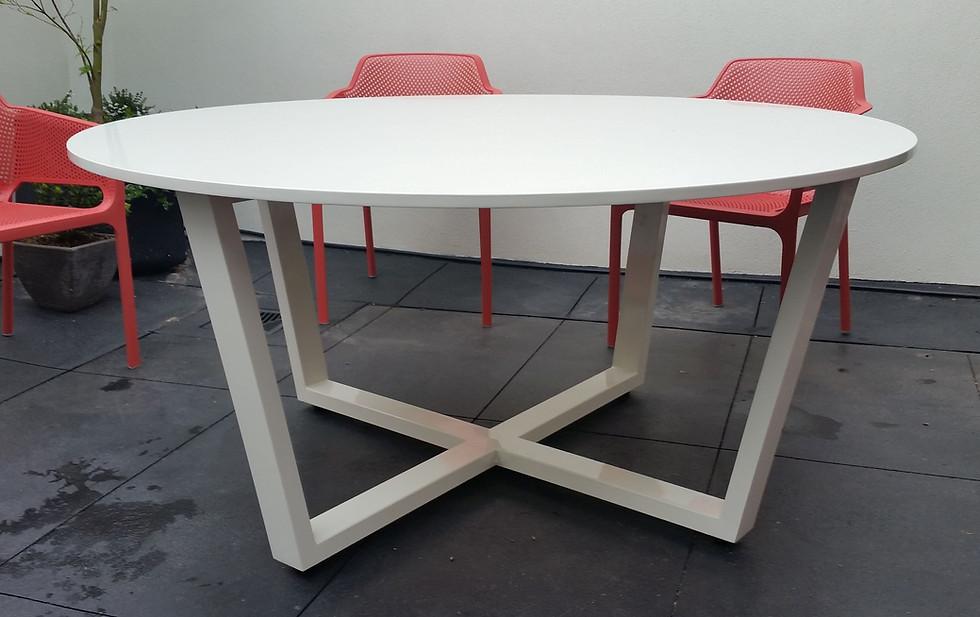 Custom Round Outdoor Table 1600mm diameter. $935.00