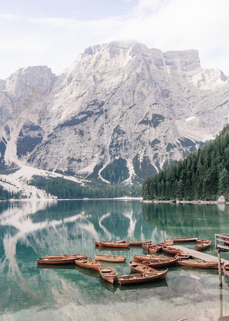 Braies Lake Photographer