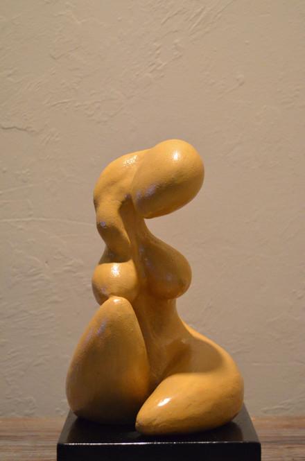 Woman Series (knee up)