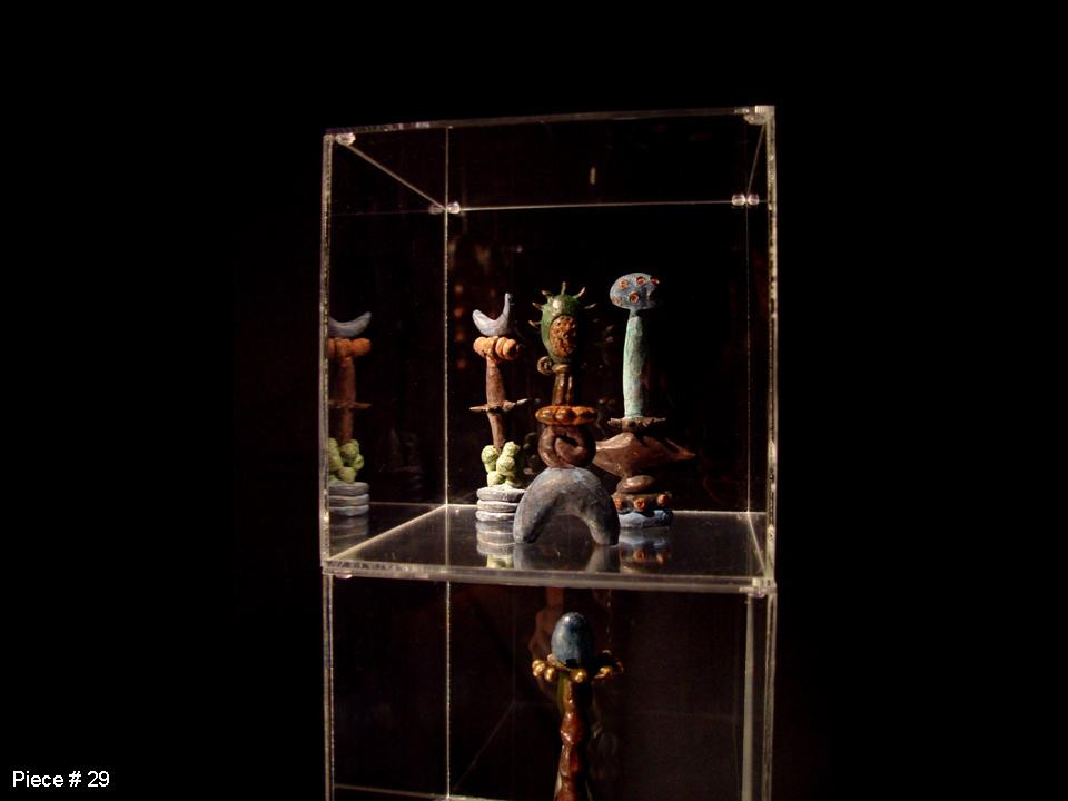 Detail bronze miniatures 3
