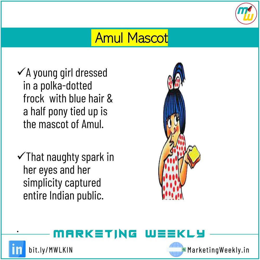 Amul Mascot