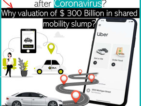 What will change for Uber because of Covid?