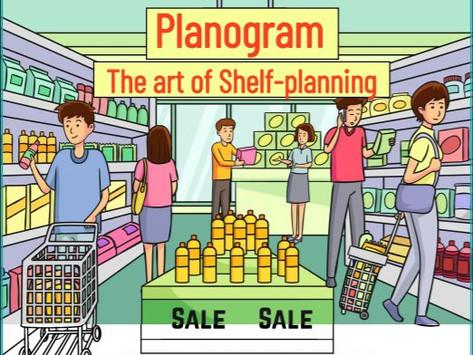 Planogram: The art of shelf-planning