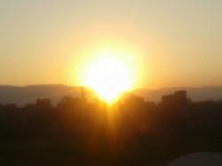 Sunset Abydos