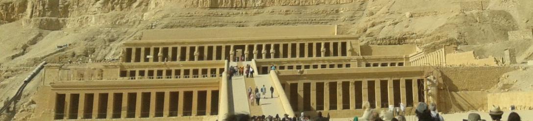 Hatsepsout temple Luxor