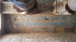 Ceiling Dendera temple