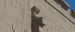 Dendera Hathor temple