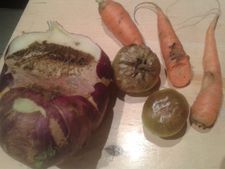 """Over groentjes met een """"hoeksken af""""..."""