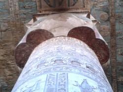 Hathor temple Dendera
