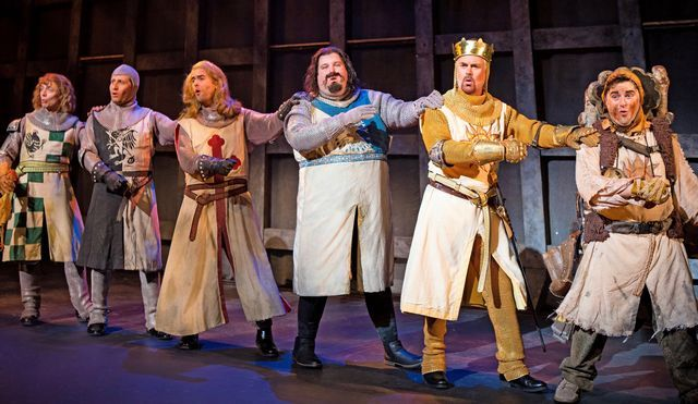 Spamalot (3D Theatricals)