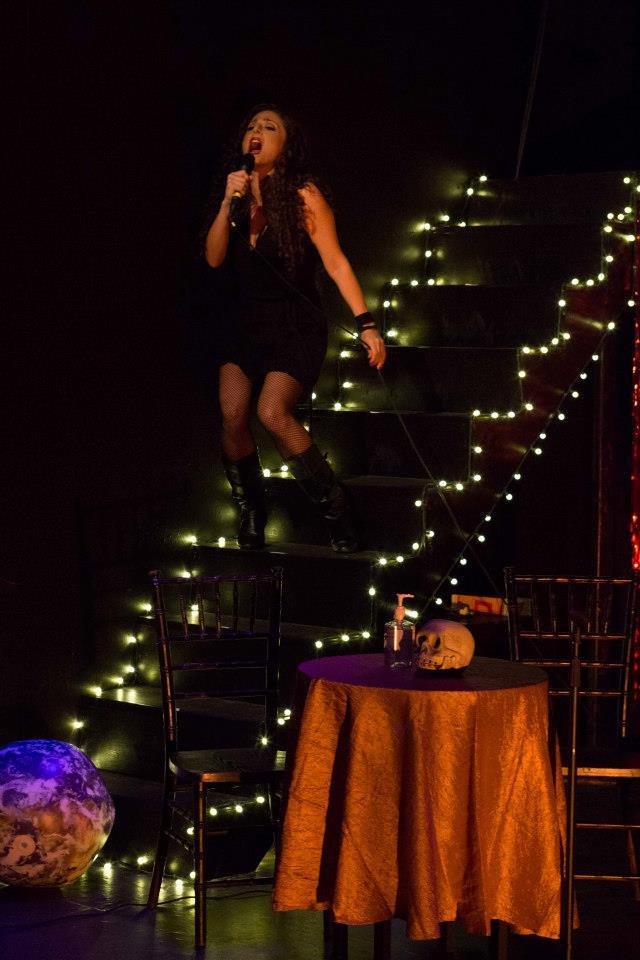 Doomsday Cabaret (Blank Theatre)