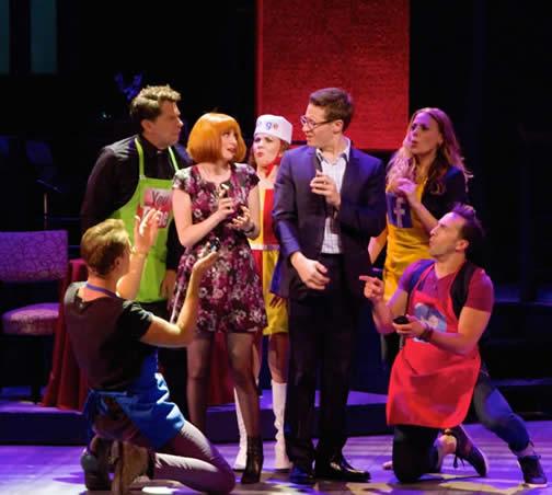 First Date (La Mirada Theatre)