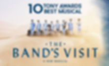 The Band's Visit Banner