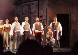 Les Miz (La Mirada Theatre)