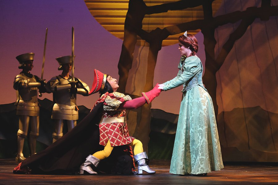 Shrek (Moonlight Amphitheatre)