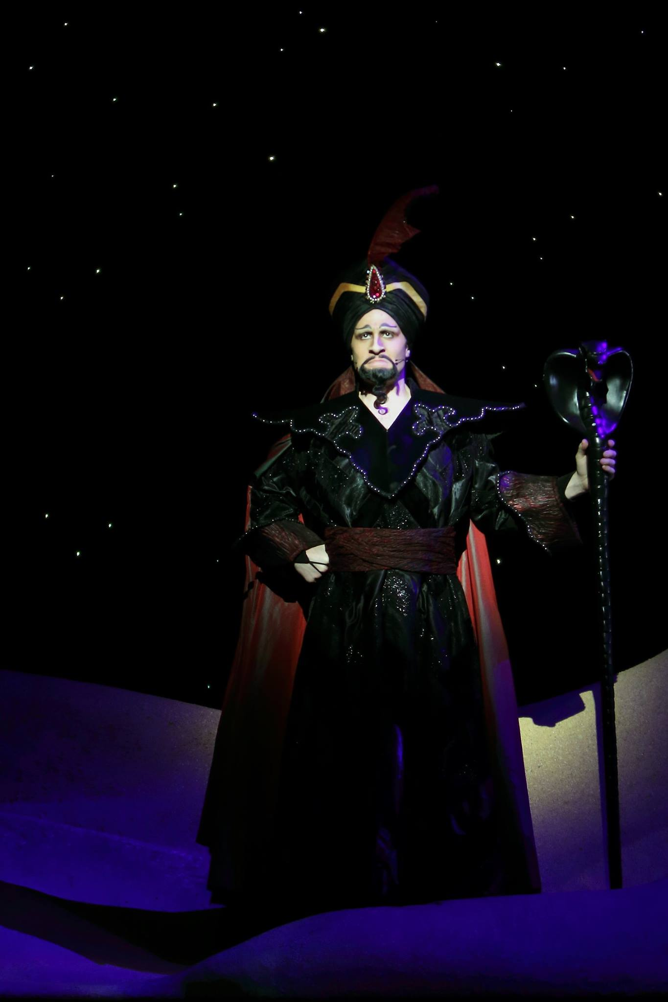 Aladdin (Hyperion Theatre)