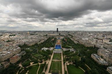 Paris Sprawl