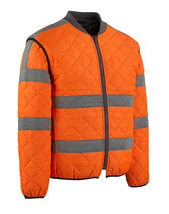 Chaqueta térmica alta visibilidad HIQUILT | MASCOT® SAFE COMPETE