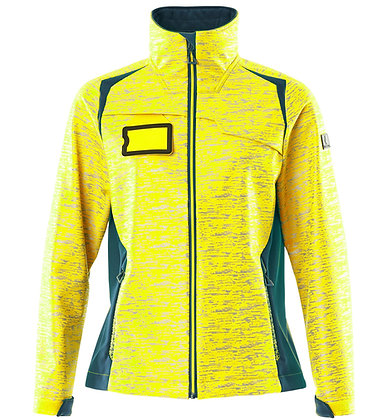 Softshell reflectante de mujer 19212-291 | MASCOT® ACCELERATE SAFE