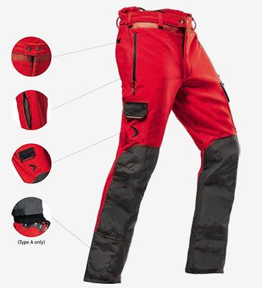 Pantalón anticorte Arborist Tipo C | Pfanner®