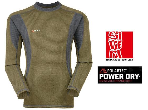 Primera Capa Hombre ACTIVE | Polartec® PowerDry | Sivera®